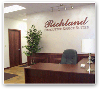 Richland Executive Suites Johnstown Pa Welcome